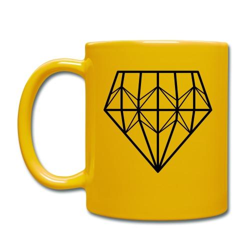 Diamond - Yksivärinen muki