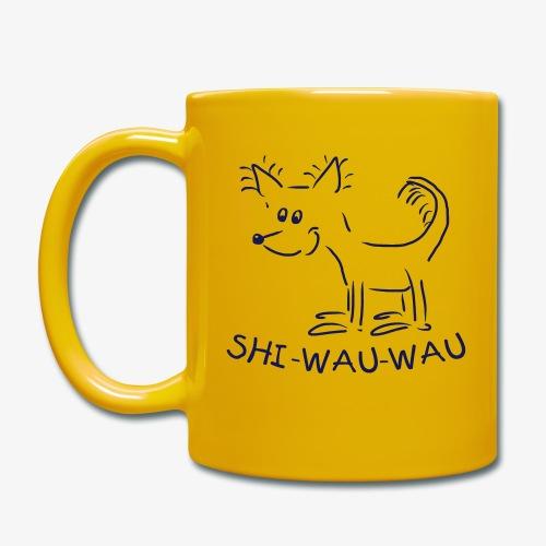 Chihuahua - Tasse einfarbig