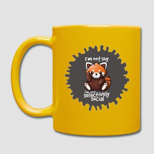 I'm not Shy! - Full Colour Mug