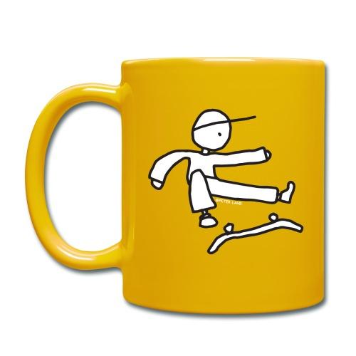 Kickflip Character Mug - Mok uni