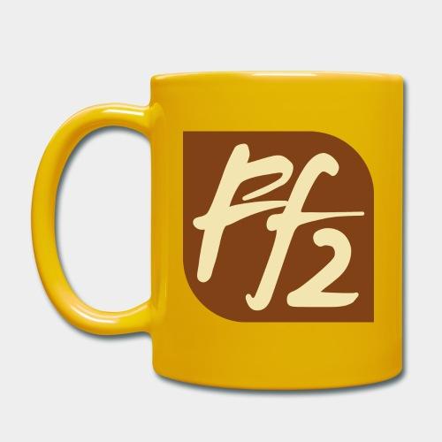 FF2 - Yksivärinen muki