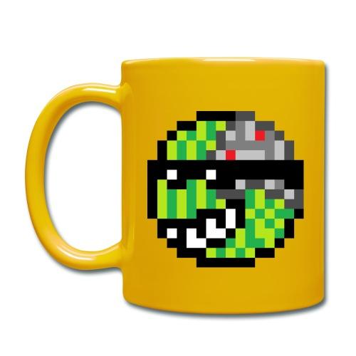 Dark 1 png - Tasse einfarbig