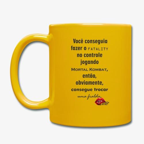 Você consegue trocar fraldas - Full Colour Mug