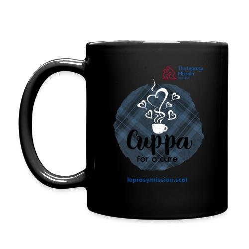 Cuppa Logo Pale Blue Mug - Full Colour Mug