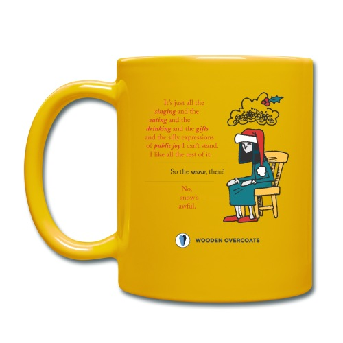 Antigone Funn Christmas - Full Colour Mug