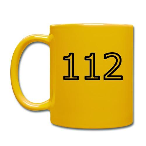 112 - Tasse einfarbig