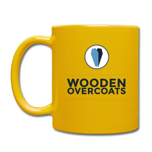 Wooden Overcoats Logo Mug - Full Colour Mug