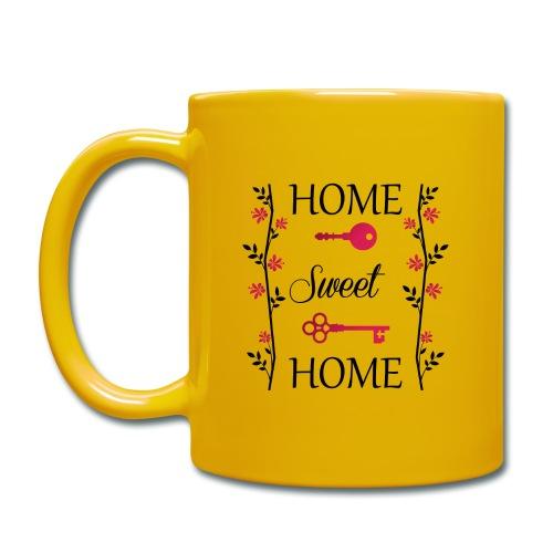 Home Sweet Home - Tazza monocolore