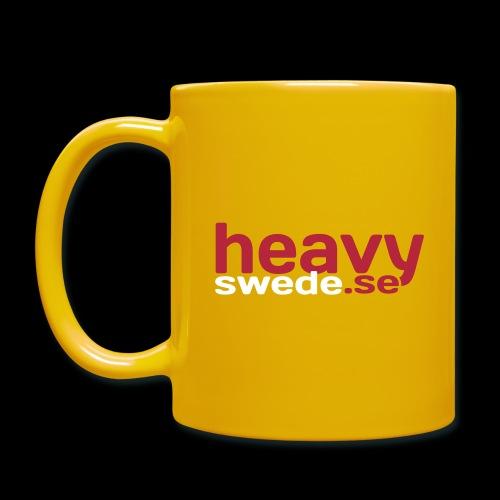 heavylogo - Enfärgad mugg