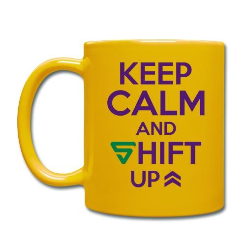 Shift UP ! - Mug uni