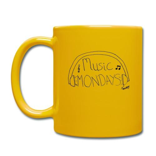 Music modays logo png - Full Colour Mug