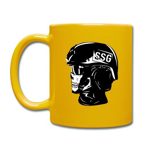 SSG SKULL 2COL - Enfärgad mugg