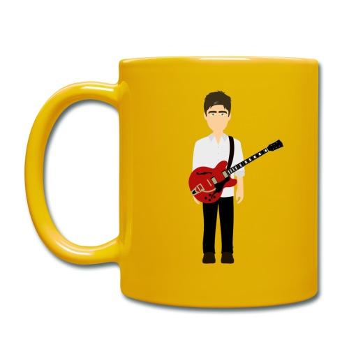 Noel Gallagher White Shirt Edition - Full Colour Mug