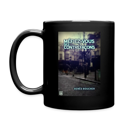 Méfiez-vous contrefaçons - Mug uni