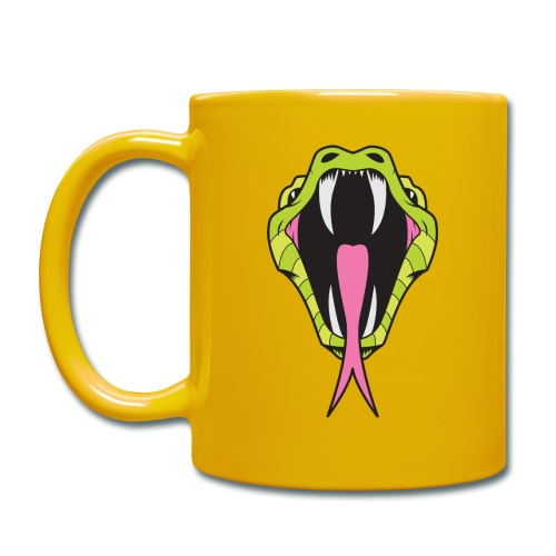SNAKE SHIRT - Full Colour Mug