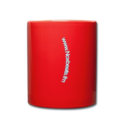Noxbeats.fm Webseite - Tasse einfarbig