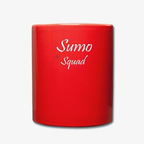 Sumo Squad - Tasse einfarbig