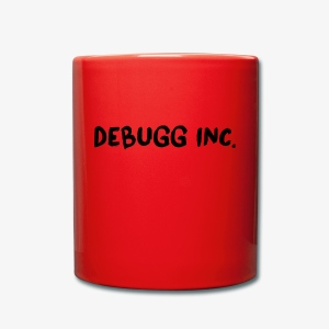 Debugg INC. Brush Edition - Full Colour Mug