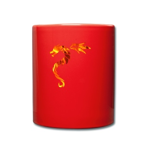 dragon fire 2 - Tasse en couleur