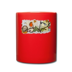 Autumn Scene - Full Colour Mug