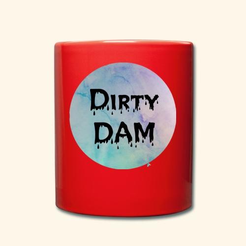 Dirty DAM dark - Mug uni
