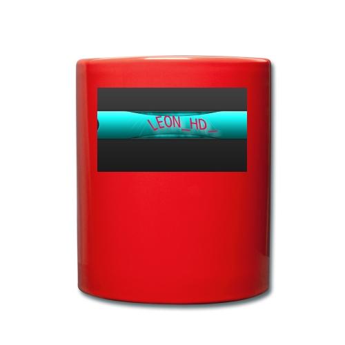 LEON_HD_ iphone HÜLLE - Tasse einfarbig