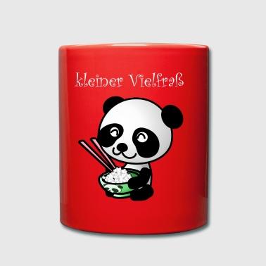 Kleiner Vielfraß Geschenk Kinder Junge Mädchen - Tasse einfarbig
