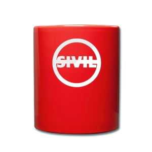 sivil logo - Full Colour Mug