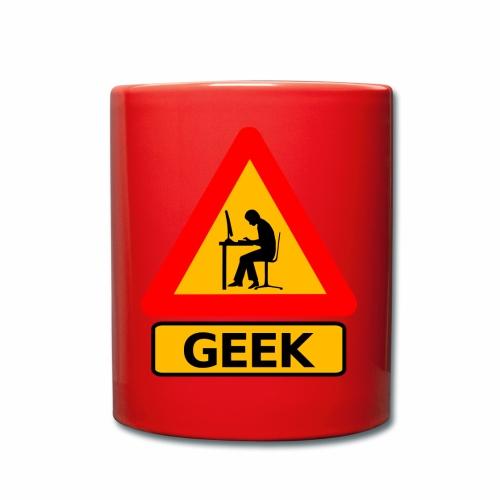 Geek - Mug uni