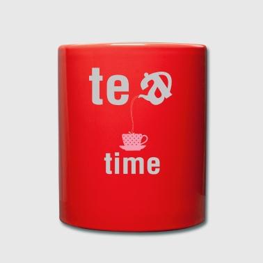 tea time - Full Colour Mug