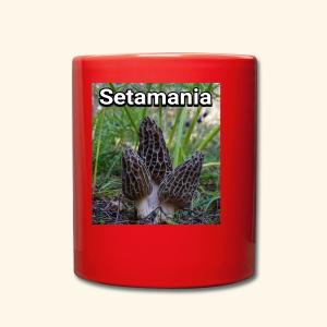 Colmenillas setamania - Taza de un color