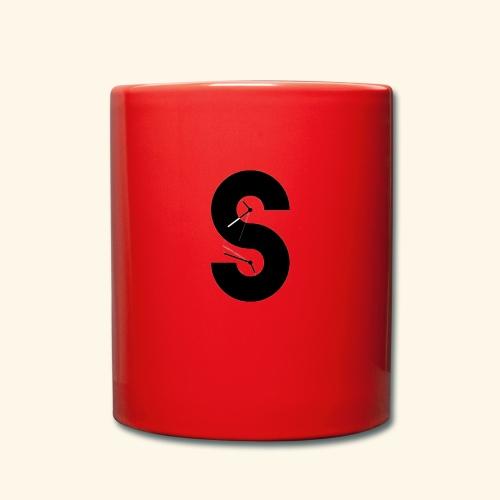 Sinempus Clock - Tasse einfarbig