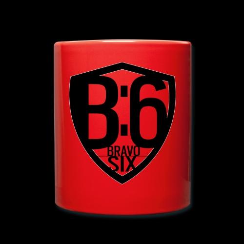 BRAVO SIX ESL Logo Black - Tasse einfarbig