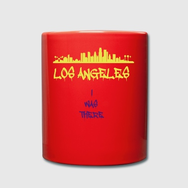 I Was There Los Angeles - Full Colour Mug