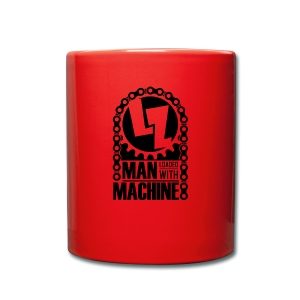 for all the bikers - Full Colour Mug