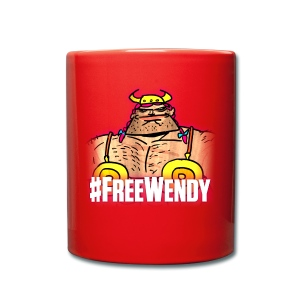 #FreeWendy - Full Colour Mug