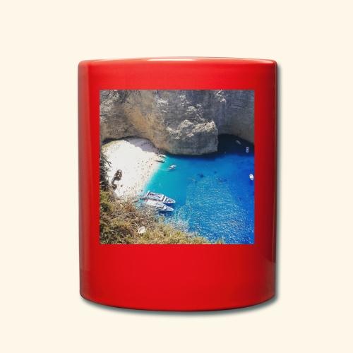 Zakynthos - Tasse einfarbig