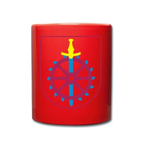 Weißenseer Wappen - Tasse einfarbig