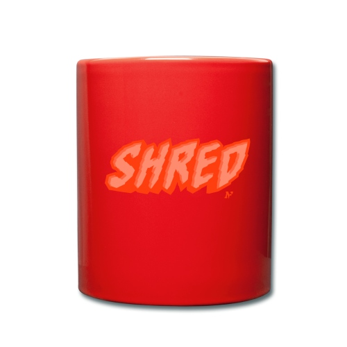 Shred - Tasse einfarbig