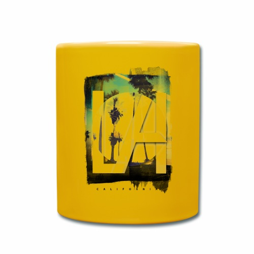 LA California - Full Colour Mug
