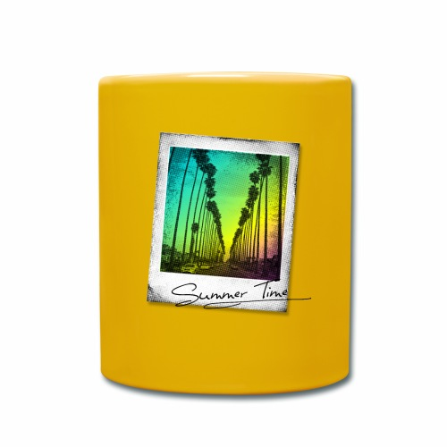 Summer Time - Full Colour Mug