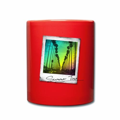 Summer Time - Full Colour Mug