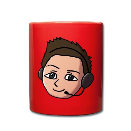 charliefacebig23 copy - Full Colour Mug