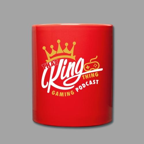 That King Thing Logo - Full Colour Mug