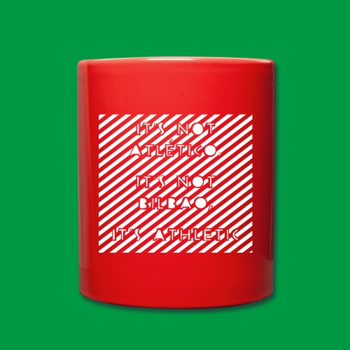 Its Athletic - Full Colour Mug