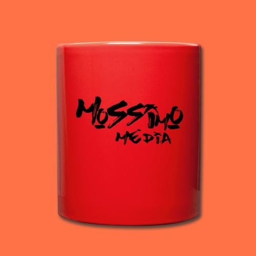 mossimo media text png - Full Colour Mug