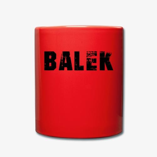 BALEK - Mug uni