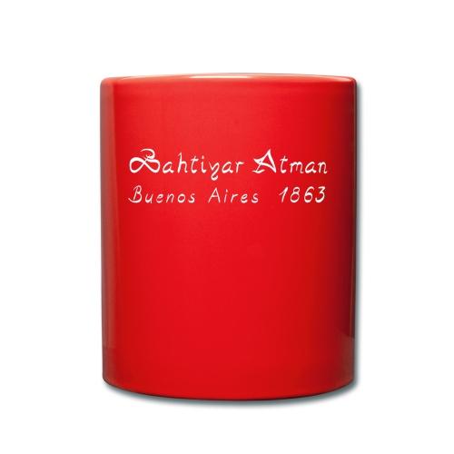 Bahtiyar Atman - Tasse einfarbig