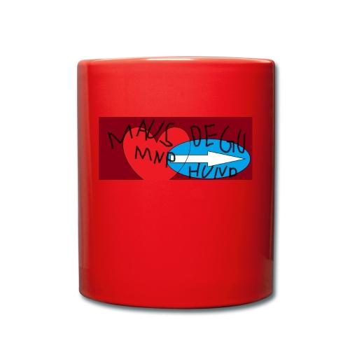 manuelich3 - Tasse einfarbig