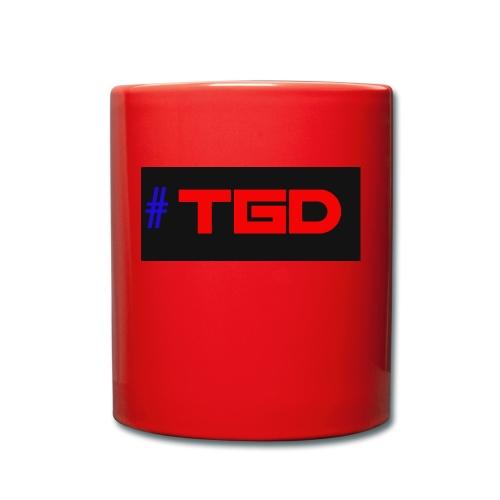 TGD LOGO - Full Colour Mug
